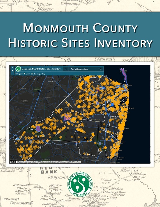 historic sites inventory map