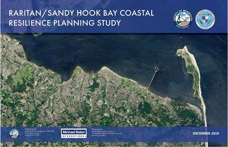 Raritan/Sandy Hook Bay Resilience Planning Study Cover